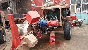 DESMAK 16 Tons Puller Machine
