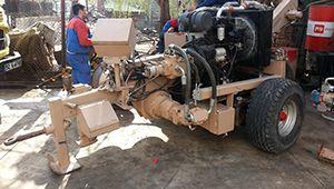 DESMAK 7 Tons Puller Machine