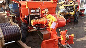TEMA 7 tons Puller Machine