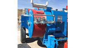 OMAC 12 Tonluk Tensioner Machine