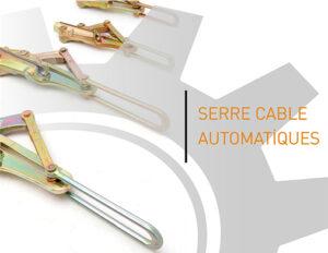 Serre-Câble Automatıques